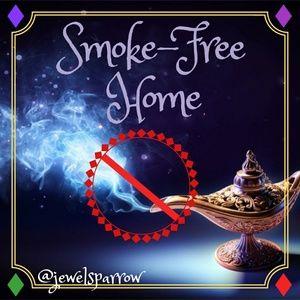Other - Smoke-free home!